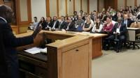 FIU Law's Trial Advocacy Program hosts fourth annual Great Legal Storytellers