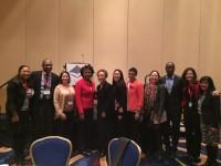 Professor Rodriguez-Dod at the AALS Minority Groups Awards Luncheon in D.C.