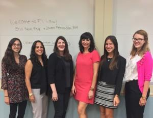 Employment and Labor Law Society hosts roundtable discussion