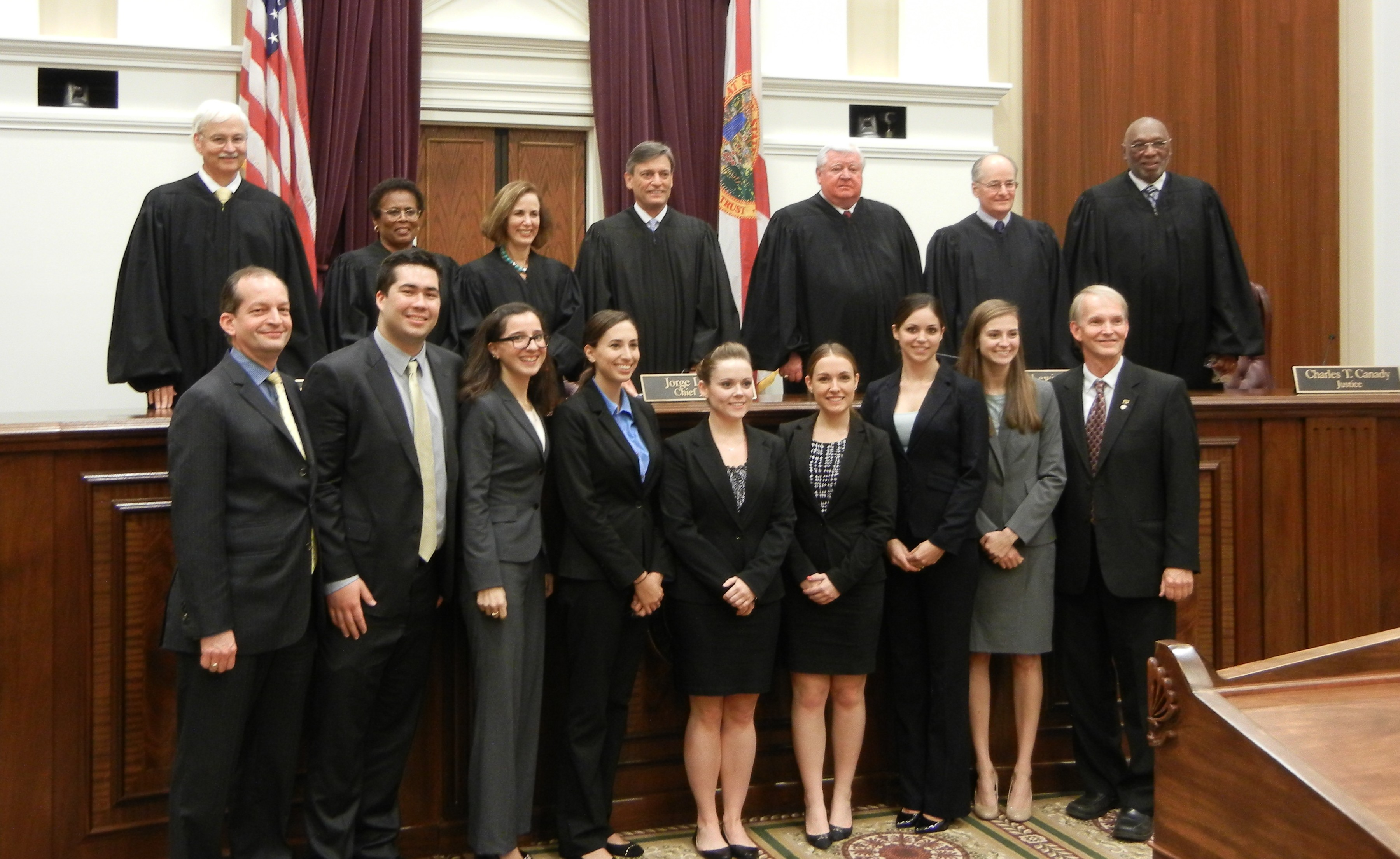 2015 FIU Moot Court Final Round Florida Supreme Court