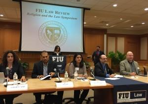 FIU Law Review hosts Religion and the Law Symposium