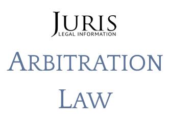 eResource Spotlight: World Arbitration and Mediation Review on Juris Arbitration Law