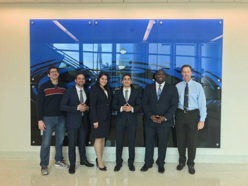 The FIU Trial Team Reaches Final Four at AAJ Regional