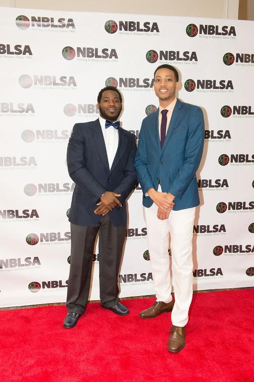 FIU Law Students Jeremy McLymont and Terrod Torrence lead NBLSA Convention