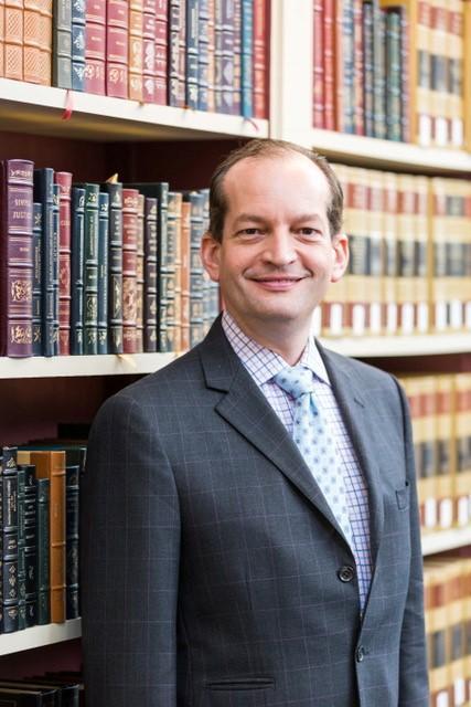 FIU Law Dean Acosta Confirmed as  U.S. Labor Secretary