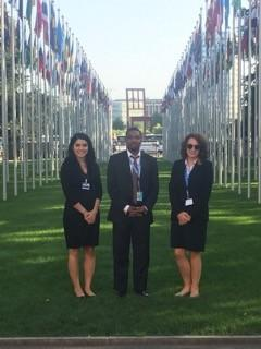 FIU Law Student and Alumna Internship with United Nations International Law Commission