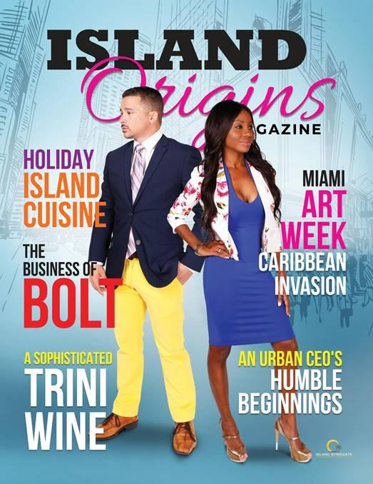 "Trial Team Alumna Sue-Ann Robinson Featured On Cover of ""Business And Money Issue"" Of Island Origins Magazine"