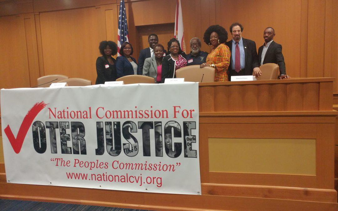Trial Advocacy Director, H.T. Smith, Serves as Guest Commissioner on National Commission for Voter Justice