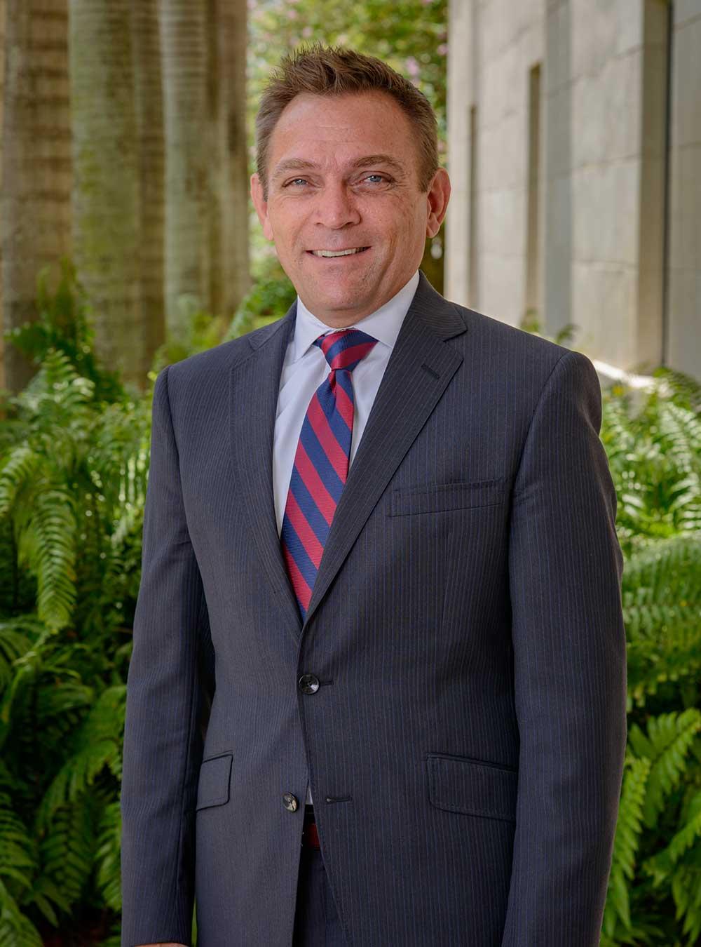 Portrait of Eric R. Carpenter
