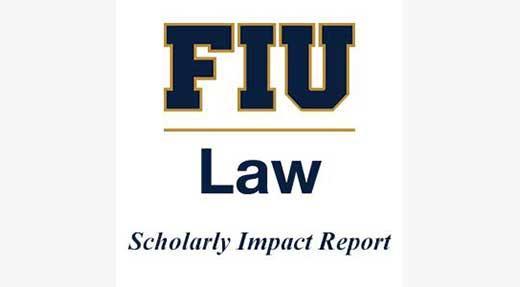 August 2018 Scholarly Impact Achievements