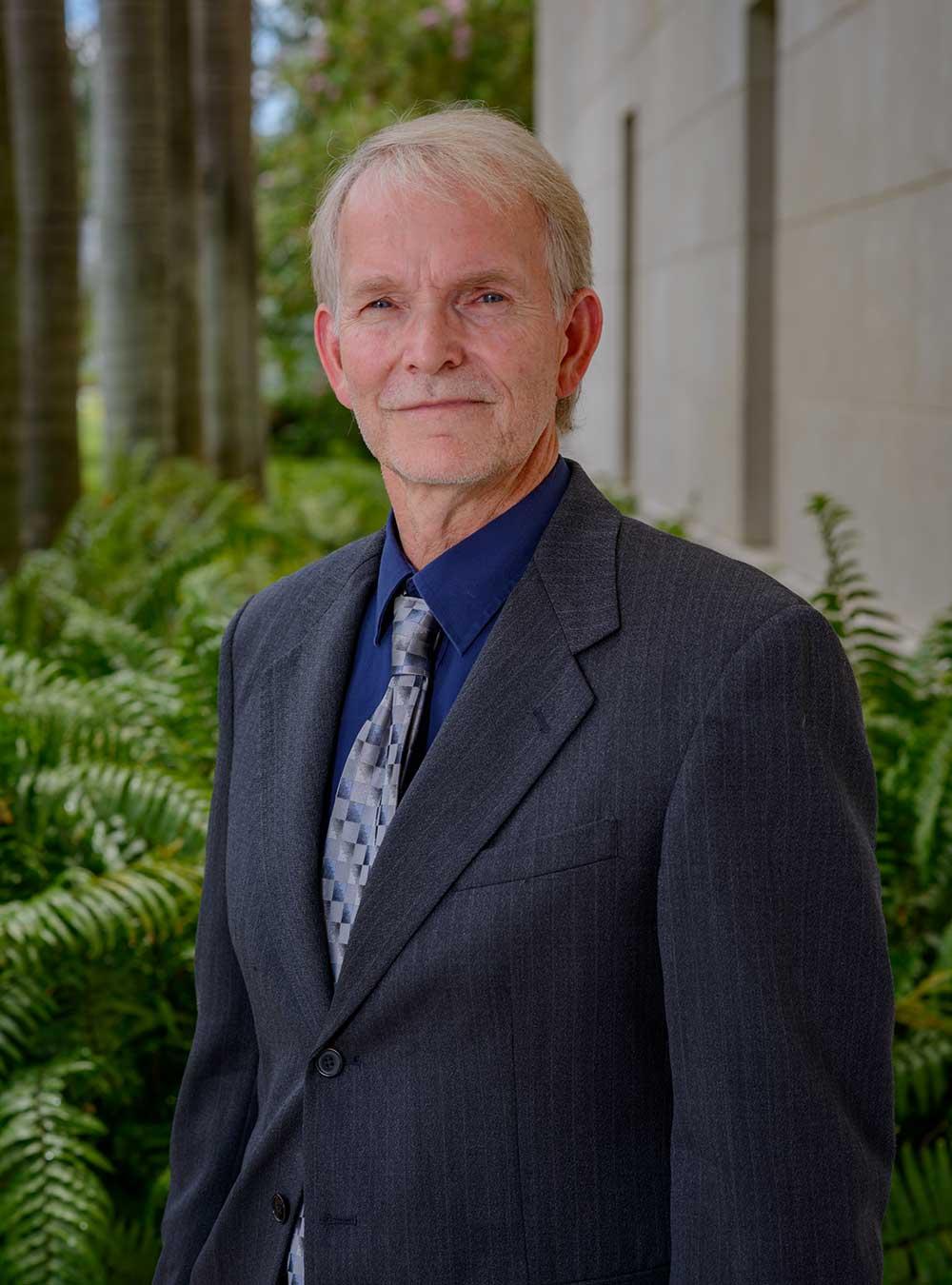 Portrait of David D. Walter