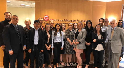 Australian Law Students Complete Summer Program at FIU Law