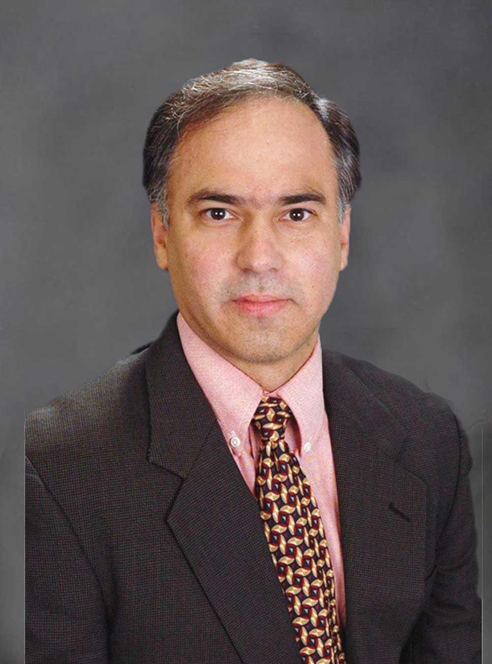 Portrait of Jorge L. Esquirol