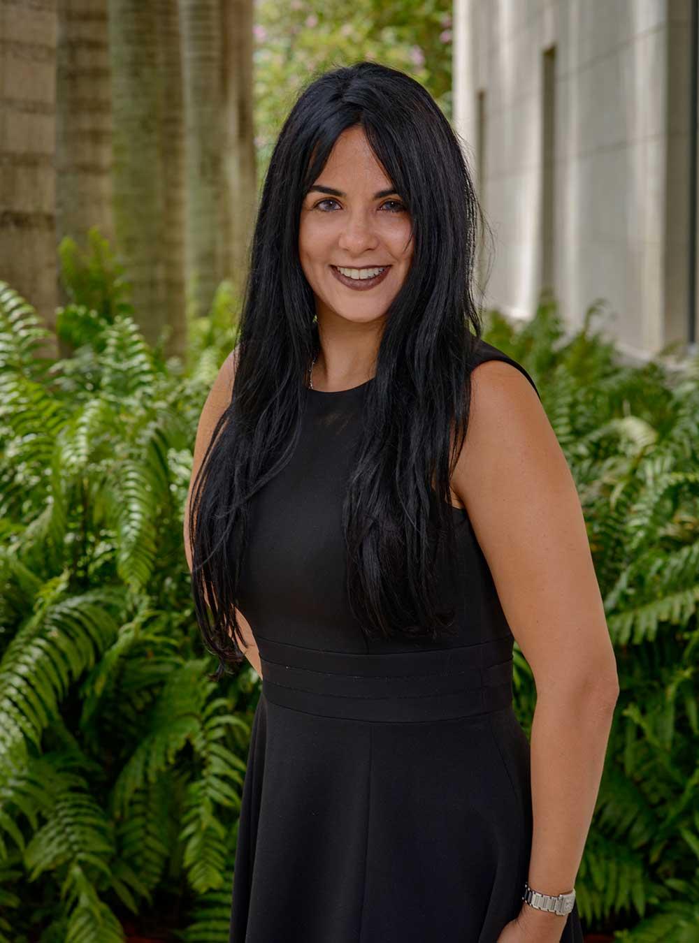 Portrait of Kerri L. Stone