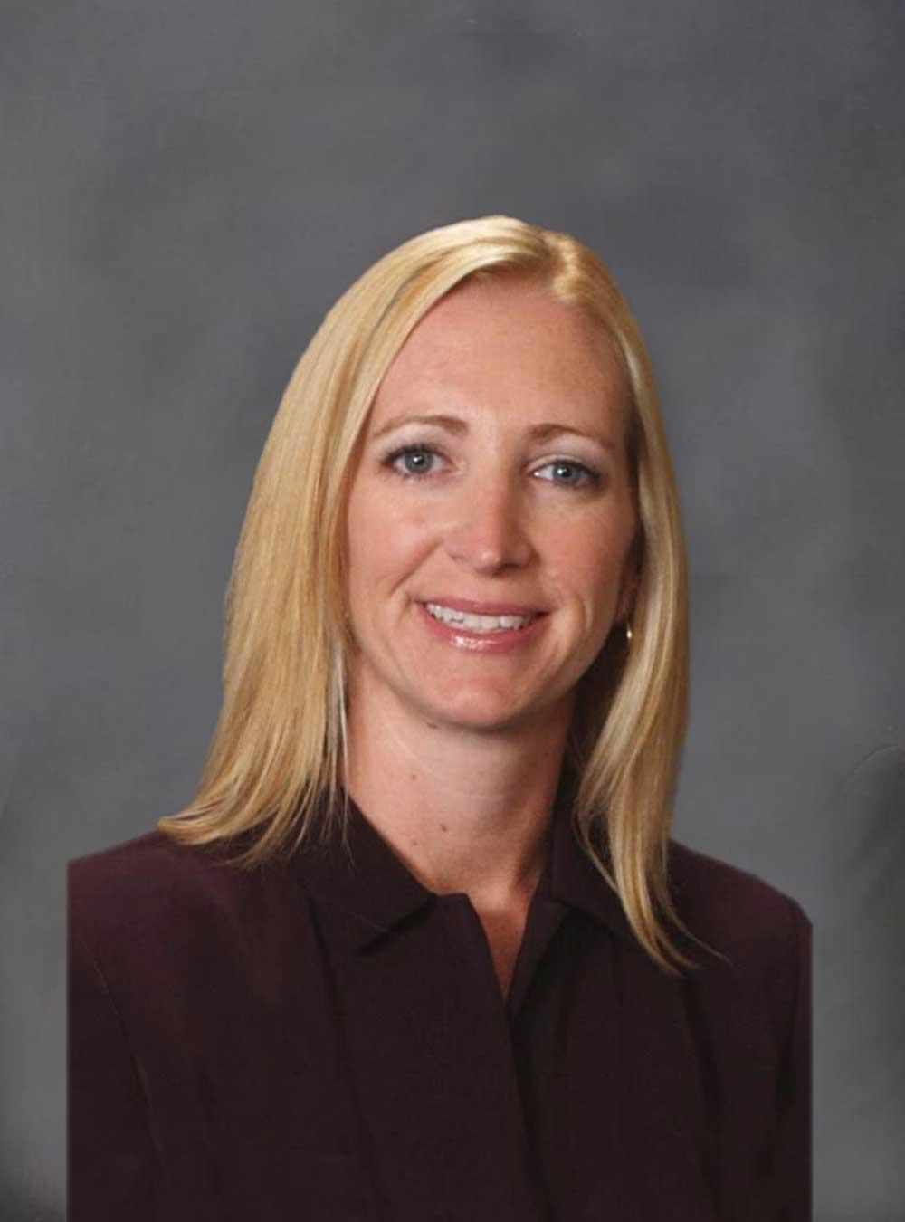 Portrait of Megan A. Fairlie