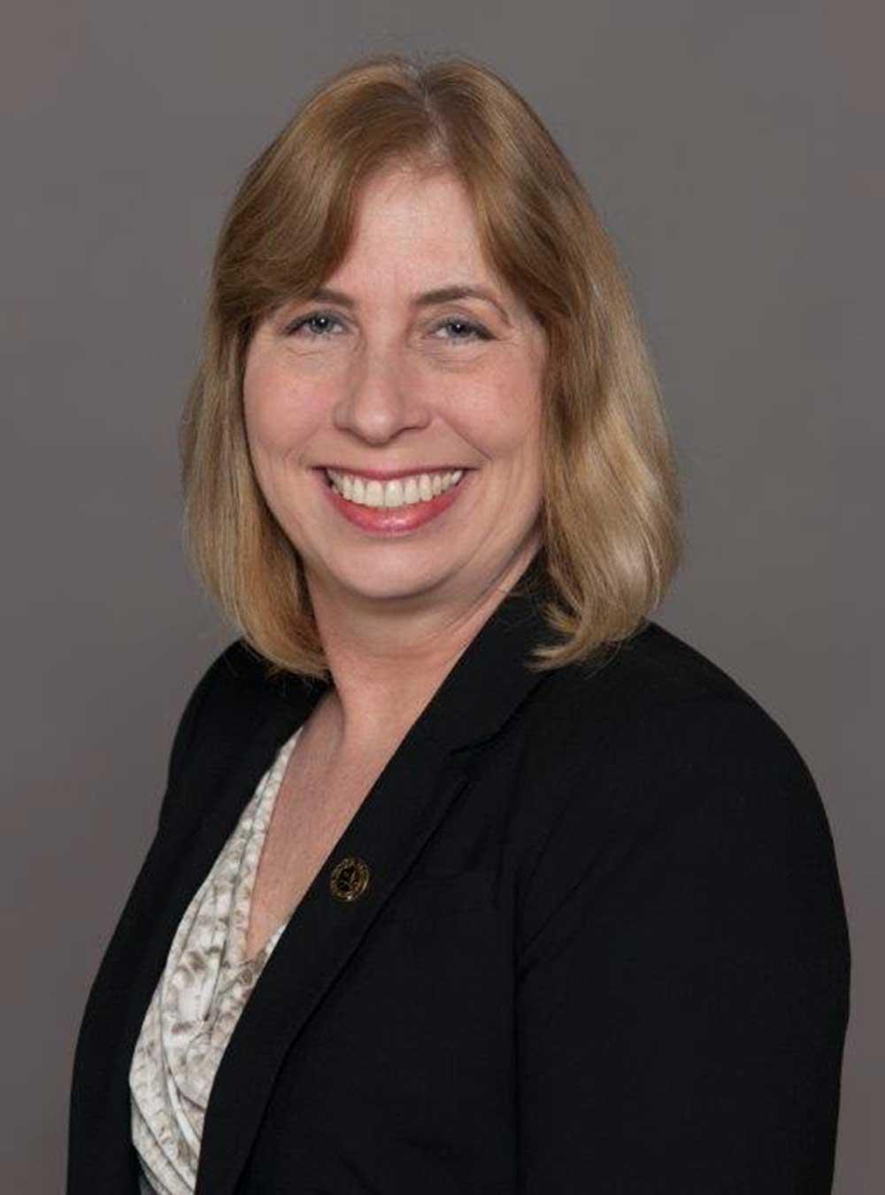 Portrait of Roseanne Eckert