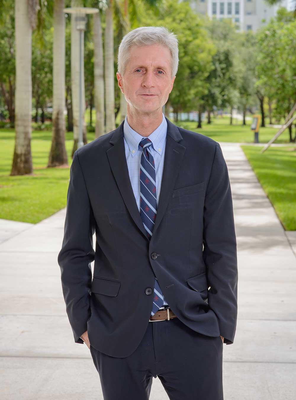 Portrait of Scott F. Norberg