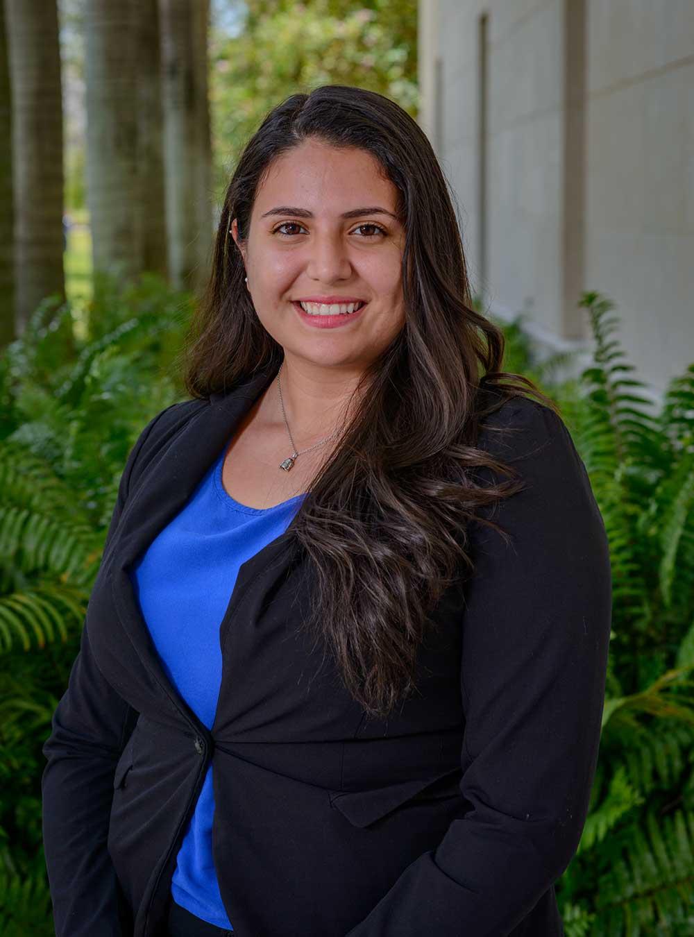 Portrait of Stephanie Pena