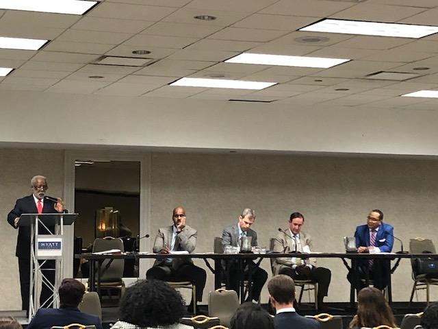 Professor H.T. Smith Moderates Trial Advocacy Panel at Dade County Bar Association Conference