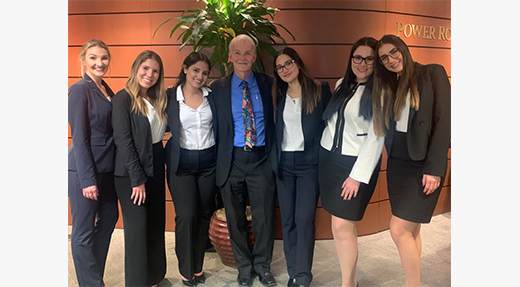 FIU Law Negotiation & Mediation Teams win ABA Regional Negotiation Competition