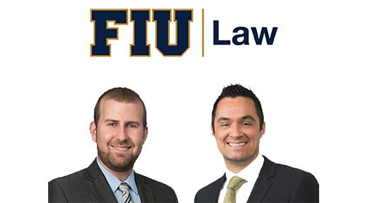 FIU Law Class of 2011 Alumni Ian G. Bacheiko and Elan Hersh Promoted to Partner at Akerman