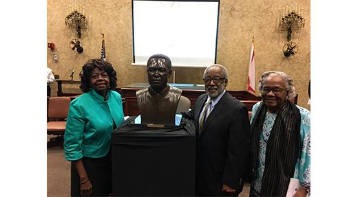 Professor H.T. Smith Presents Tribute to Trailblazing Judge John D. Johnson