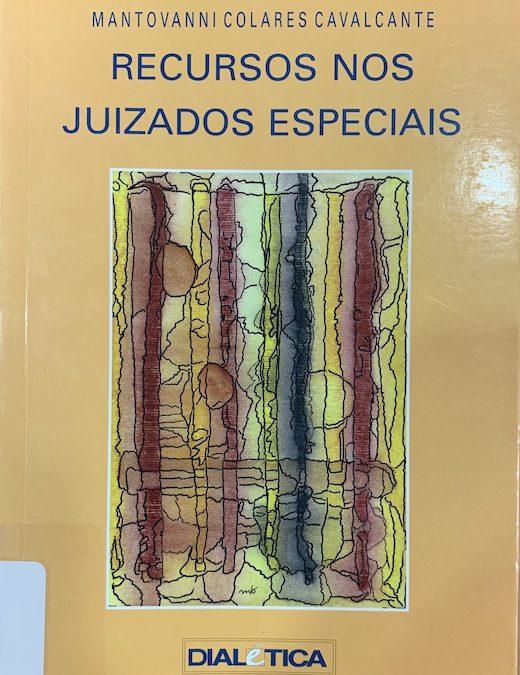 New Book Spotlight: Recursos Nos Juizados Especiais