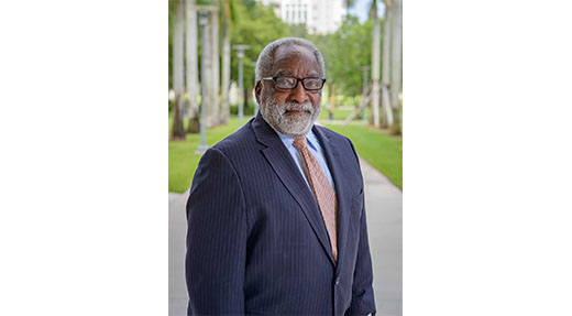 Florida NAACP Names Law Student Fellowship in Honor of Professor H.T. Smith