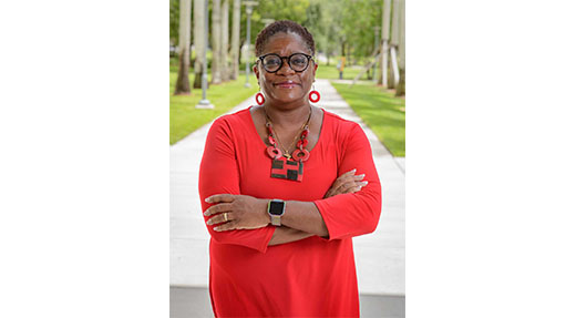 Professor Phyllis Kotey Receives the Annual Law Faculty/Administrator Award From the Florida Bar's Standing Committee on Professionalism