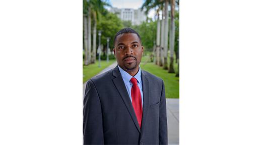 Professor Charles C. Jalloh speaks at International Law Weekend