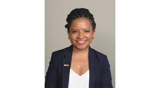 Lia Lopez '18 Elected as Board Member for Gwen S. Cherry Black Women Lawyers Association