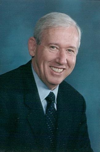 Portrait of Larry R. Leiby