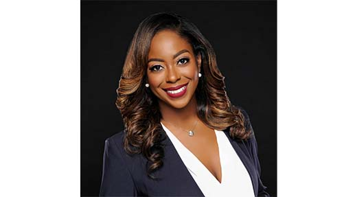 Chanel Rowe '14 named to The American Lawyer's inaugural Trailblazer South list