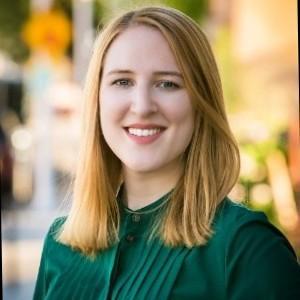 Portrait of Sarah Slinger